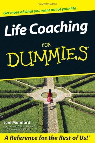 9780470031353: Life Coaching For Dummies
