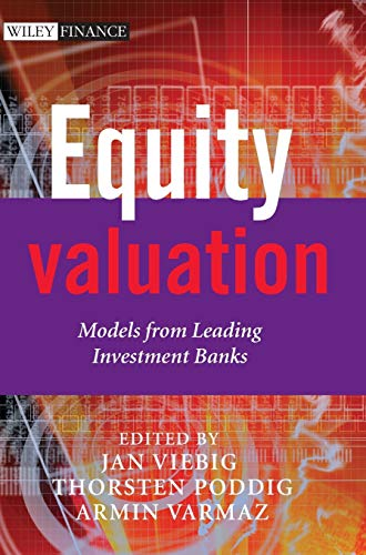 9780470031490: Equity Valuation: Models from Leading Investment Banks