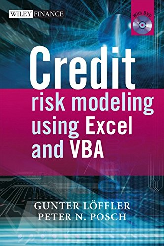 9780470031575: Credit Risk Modeling Using Excel and Vba