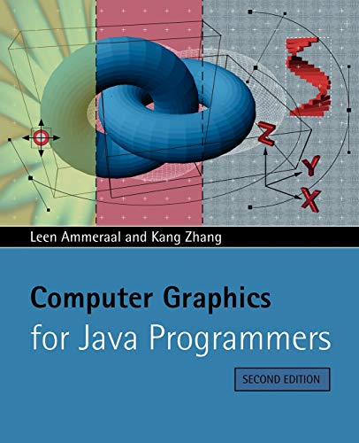 9780470031605: Computer Graphics for Java Programmers