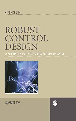 9780470031919: Robust Control Design: An Optimal Control Approach
