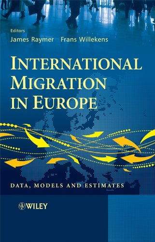 9780470032336: International Migration in Europe: Data, Models and Estimates