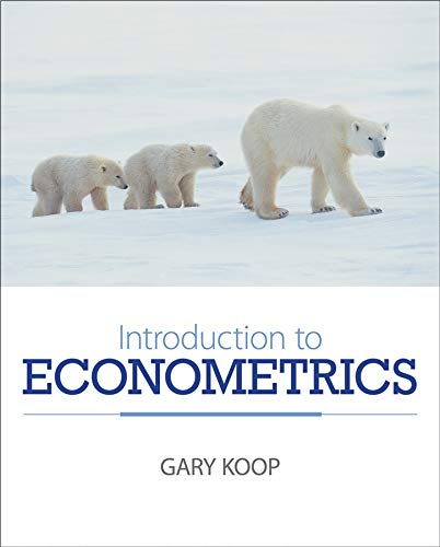 9780470032701: Introduction to Econometrics