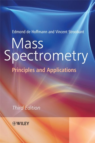 9780470033104: Mass Spectrometry: Principles and Applications