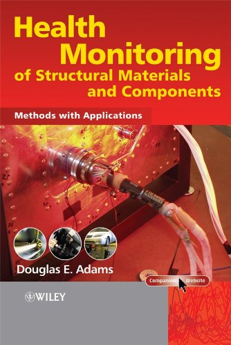 9780470033135: Health Monitoring of Structural Materials and Components: Methods with Applications