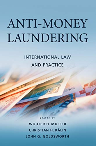 9780470033197: Anti-Money Laundering: International Law and Practice