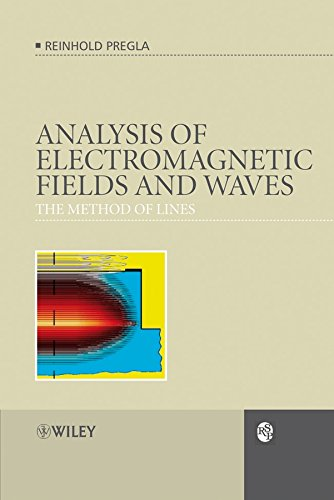 9780470033609: Analysis of Electromagnetic Fields and Waves: The Method of Lines