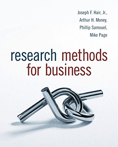 Research Methods for Business: Page, Mike, Samouel,