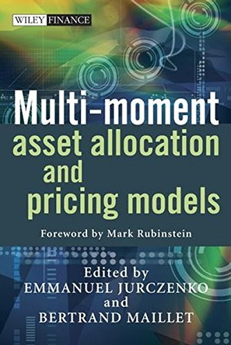 9780470034156: Multi-moment Asset Allocation and Pricing Models