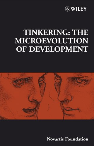 9780470034293: 284: Tinkering: The Microevolution of Development (Novartis Foundation Symposia)