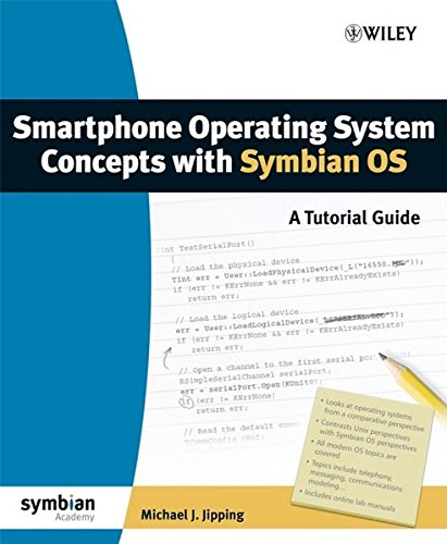 9780470034491: Smartphone Operating System Concepts with Symbian OS: A Tutorial Guide