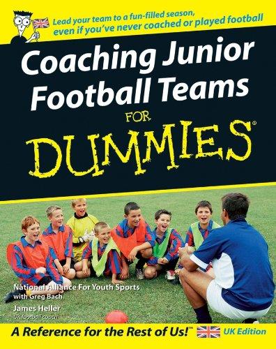 9780470034743: Coaching Junior Football Teams For Dummies