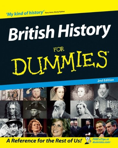 9780470035368: British History for Dummies