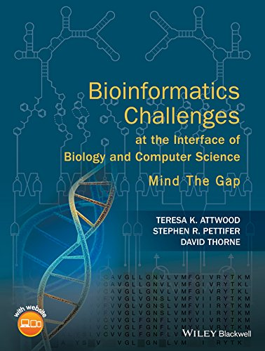 9780470035504: Bioinformatics Challenges at the Interface of Biology and Computer Science: Mind the Gap