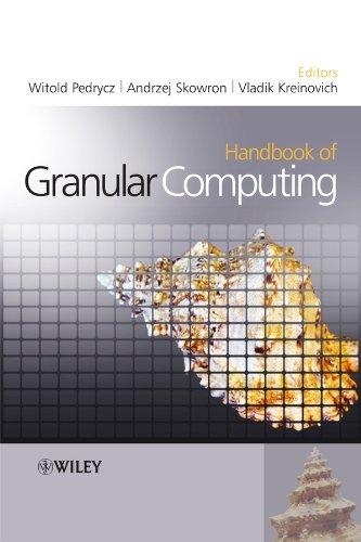 9780470035542: Handbook of Granular Computing