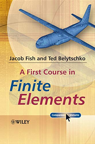 9780470035801: First Course in Finite Elements