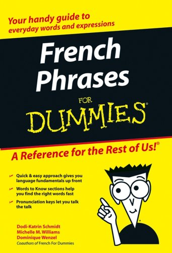 9780470036044: French Phrases For Dummies