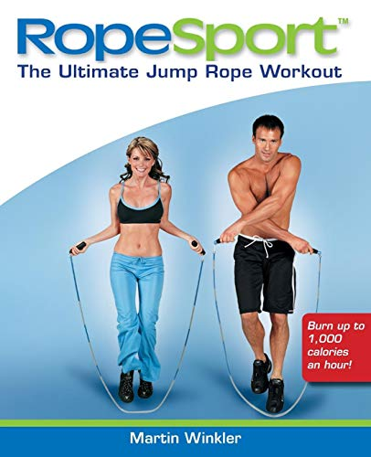 9780470036310: RopeSport: The Ultimate Jump Rope Workout