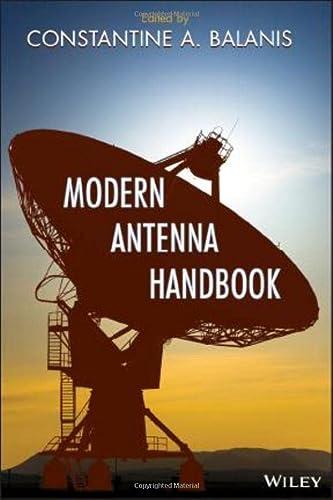 9780470036341: Modern Antenna Handbook