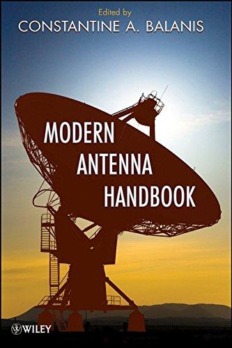 9780470036358: Modern Antenna Handbook: Volume 1