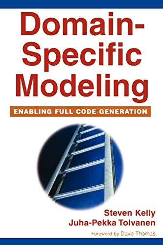 9780470036662: Domain-Specific Modeling: Enabling Full Code Generation