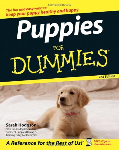 9780470037171: Puppies For Dummies