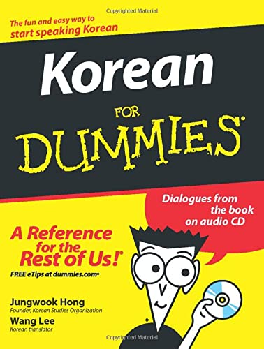 9780470037188: Korean For Dummies