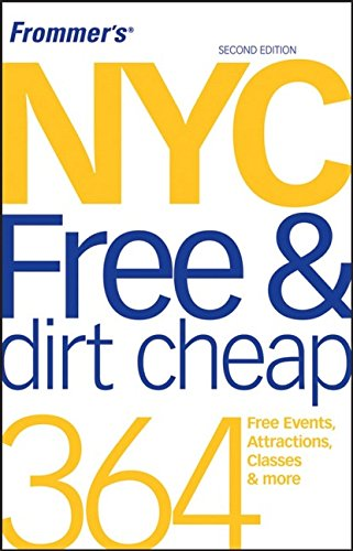 9780470037201: Frommer's NYC Free & Dirt Cheap