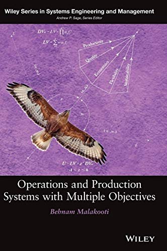 9780470037324: Operations and Production Systems with Multiple Objectives