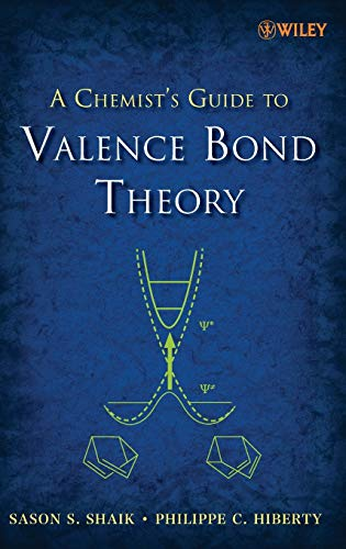 9780470037355: A Chemist's Guide to Valence Bond Theory