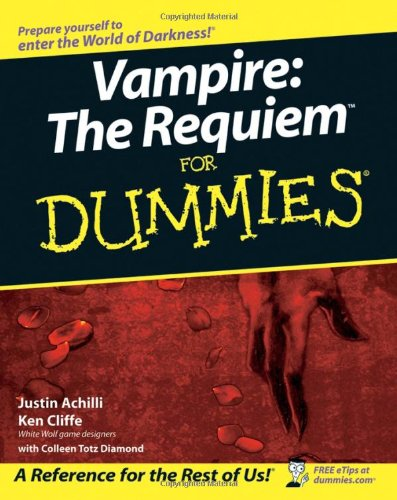 9780470037454: Vampire: The Requiem For Dummies