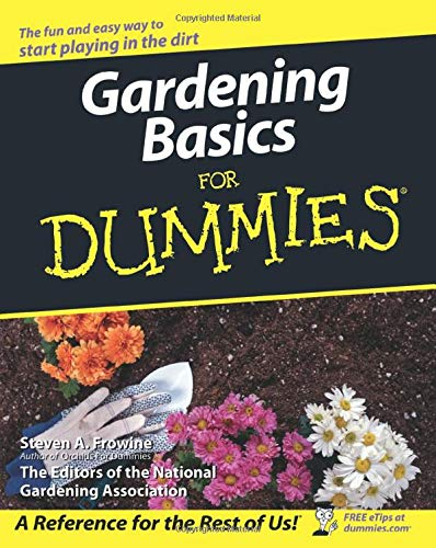 9780470037492: Gardening Basics For Dummies