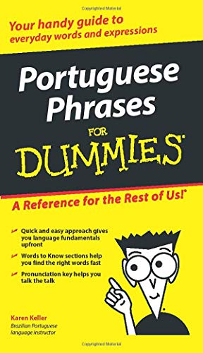 9780470037508: Portuguese Phrases For Dummies