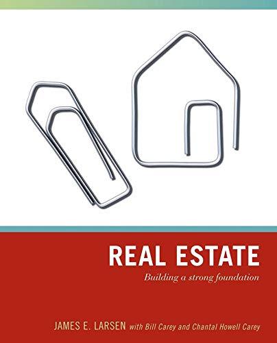 9780470038000: Real Estate
