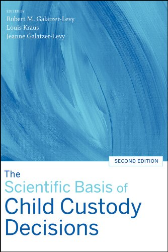 9780470038581: The Scientific Basis of Child Custody Decisions