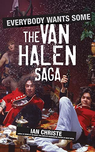 9780470039106: Everybody Wants Some: The Van Halen Saga
