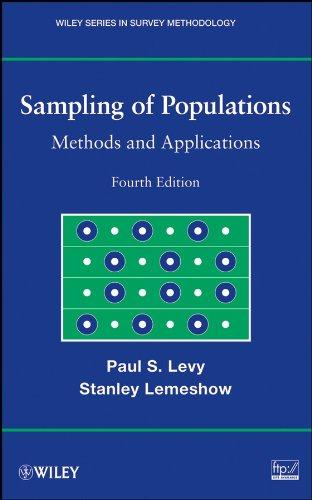 9780470040072: Sampling of Populations: Methods and Applications (Wiley Series in Survey Methodology)