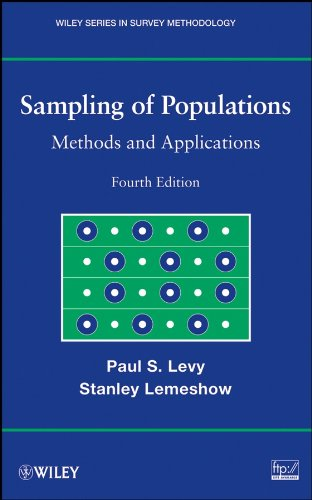 9780470040072: Sampling of Populations: Methods and Applications
