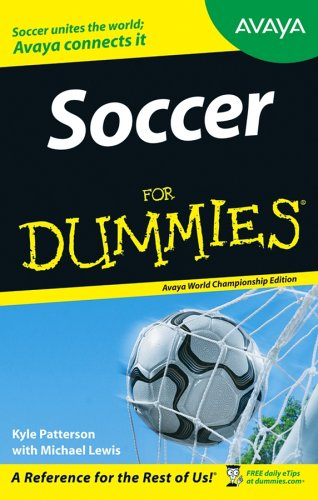 SOCCER FOR DUMMIES: Unknown