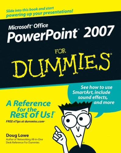 9780470040591: Microsoft Office PowerPoint 2007 for Dummies