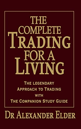 9780470040942: The Complete Trading for a Living: The Legendary Approach to Trading with the Companion Study Guide