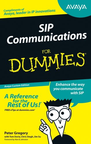 9780470041499: SIP Communications for Dummies