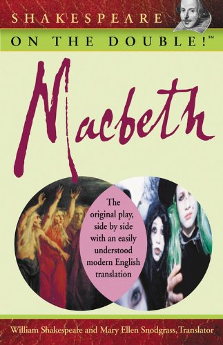 9780470041567: Macbeth (Shakespeare on the Double!)