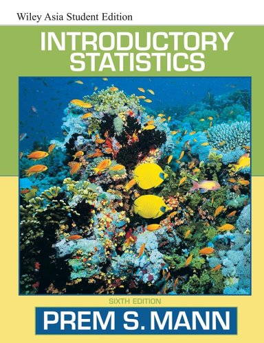 9780470041581: Introductory Statistics