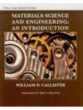 9780470041628: Ase Materials Science and Engineering: An Introduction. Asian Student Version