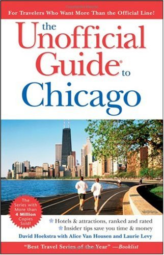 9780470042076: The Unofficial Guide to Chicago (Unofficial Guides)