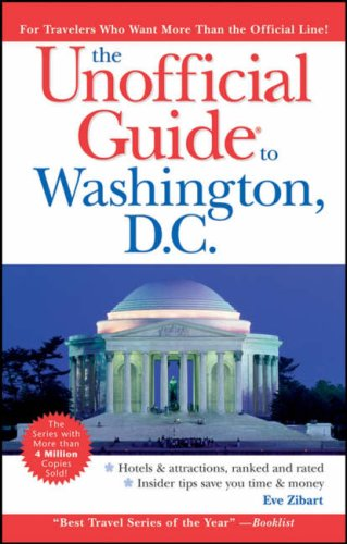 9780470042083: The Unofficial Guide to Washington, D.C. (Unofficial Guides)