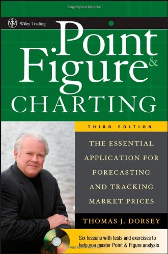 9780470043516: Point and Figure Charting: The Essential Application for Forecasting and Tracking Market Prices