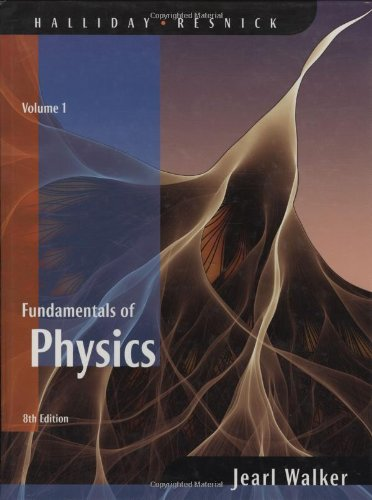 9780470044735: Fundamentals of Physics, Volume 1 (Chapters 1 - 20)