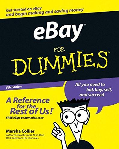 9780470045299: eBay For Dummies
